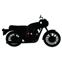 Triumph Bonneville Sport Bike Motorcycle Decal Sticker