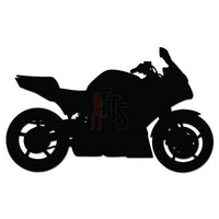Yamaha FZ6R Sport Bike Motorcycle Decal Sticker