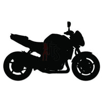 Yamaha FZ8 Sport Bike Motorcycle Decal Sticker