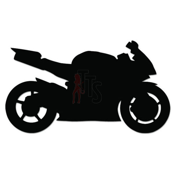 Yamaha R6 Sport Bike Motorcycle Decal Sticker