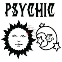 Psychic Fortune Teller Decal Sticker