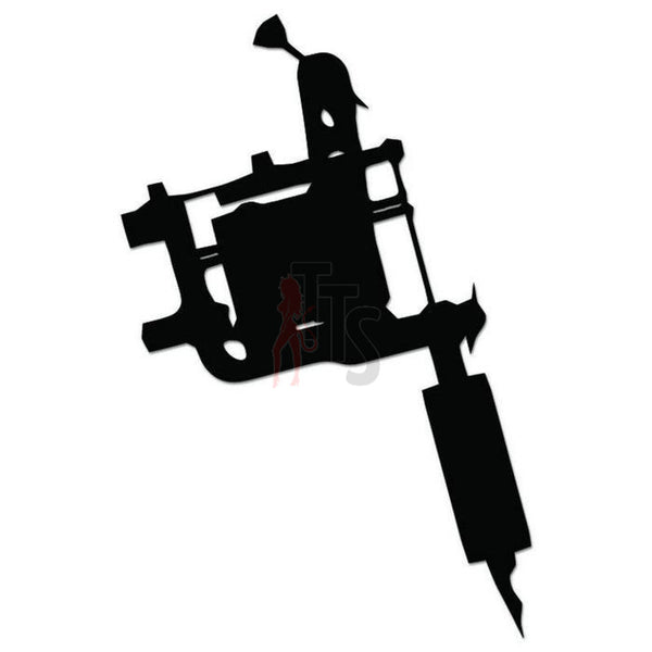 Tattoo Ink Machine Decal Sticker