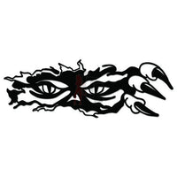 Claw Marks Ripped Decal Sticker Style 9