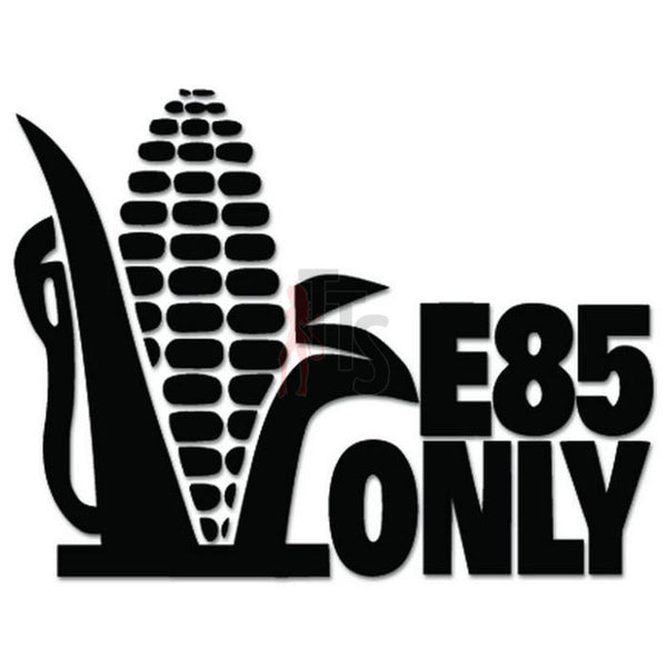 Corn Ethanol E85 Clean Decal Sticker