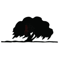 Oak Tree Decal Sticker