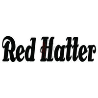 Red Hatter Sisterhood Decal Sticker