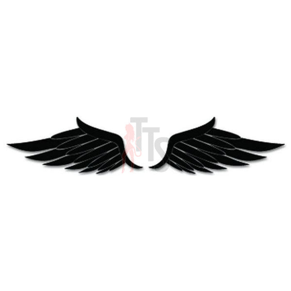 Angel Wings Decal Sticker