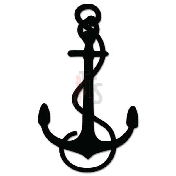 Anchor Sailor Ship Decal Sticker Style 5