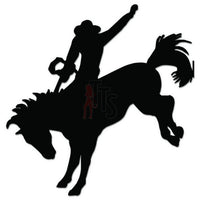 Cowboy Rodeo Decal Sticker