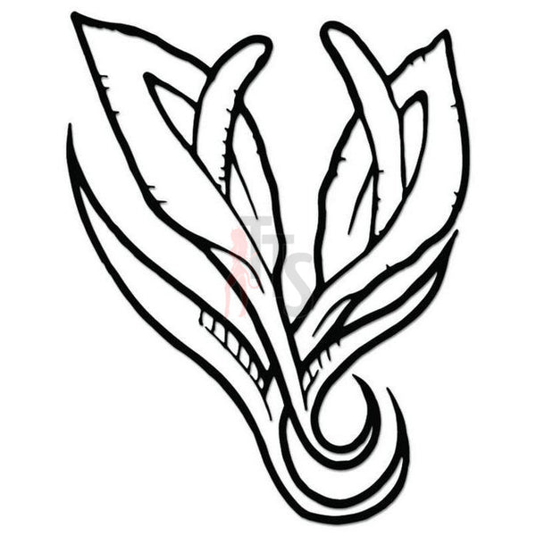 Calla Lily Flower Decal Sticker Style 3