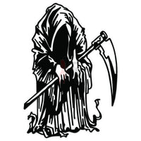 Grim Reaper Death Angel Decal Sticker Style 2