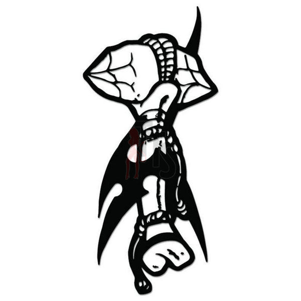 Indian Warrior Hammer Decal Sticker