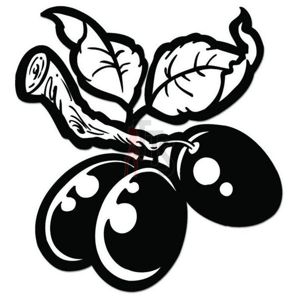 Olives Seed Decal Sticker