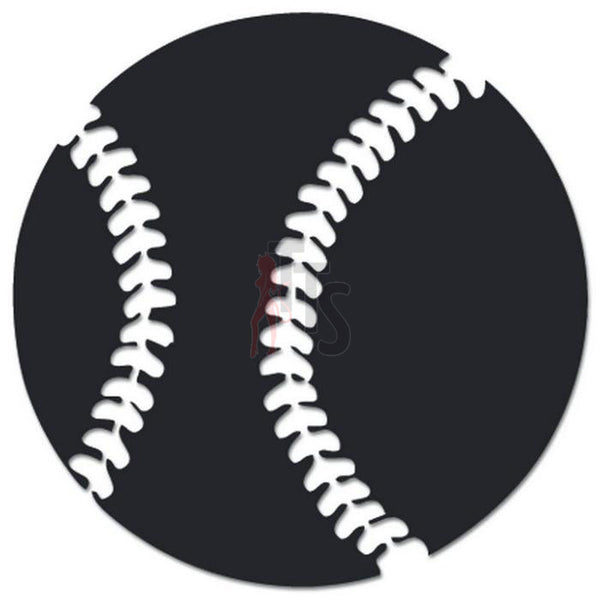 Baseball Ball Sport Decal Sticker