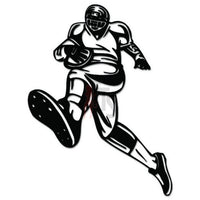 Football Sport Decal Sticker Style 1