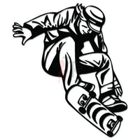 Skateboard Skating Decal Sticker Style 1