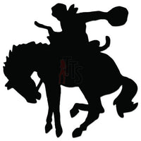Rodeo Cowboy Decal Sticker