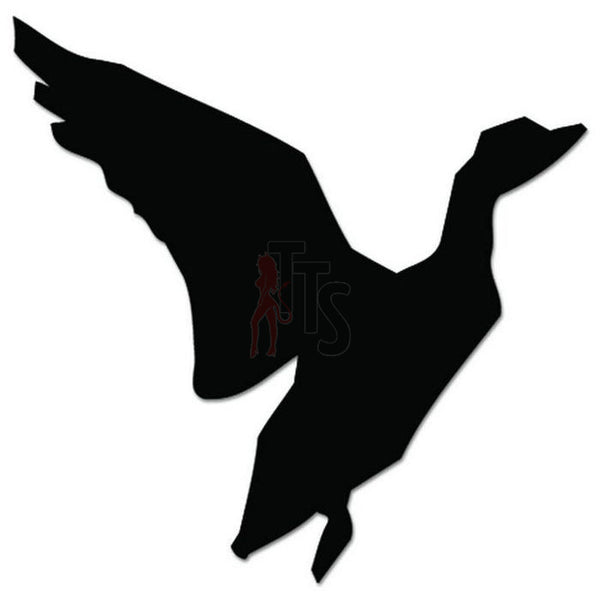 Duck Animal Bird Decal Sticker Style 3