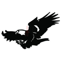 Eagle Bird Decal Sticker Style 3