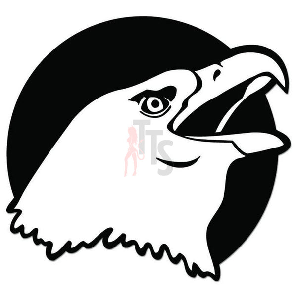 Eagle Bird Decal Sticker Style 5