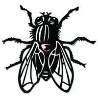 Fly Insect Bug Decal Sticker