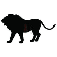 Lion Animal Cat Decal Sticker