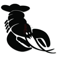 Lobster Seafood Decal Sticker Style 4
