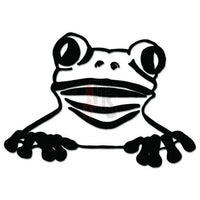 Tree Frog Decal Sticker Style 3
