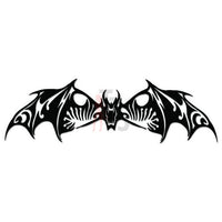 Tribal Bat Vampire Decal Sticker