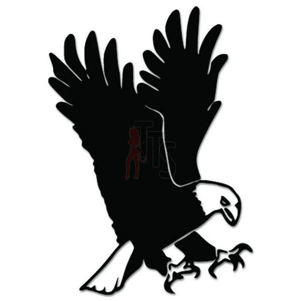 Eagle Bird Decal Sticker Style 6
