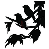 Finch Birds Decal Sticker