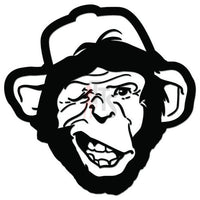 Grease Monkey Decal Sticker