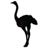Ostrich Bird Decal Sticker Style 1