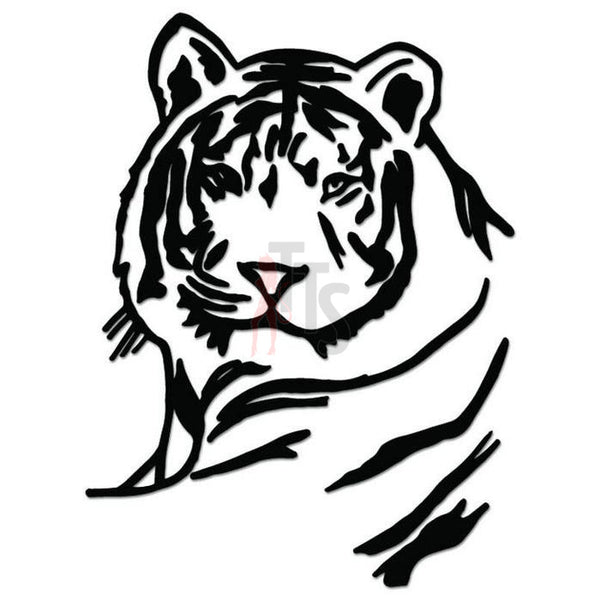 Tiger Animal Decal Sticker
