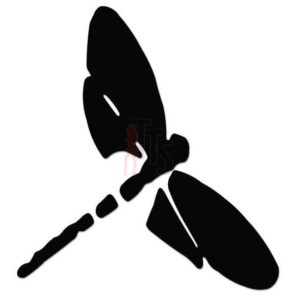 Dragonfly Tribal Art Decal Sticker Style 6