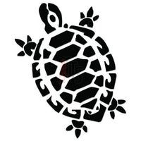 Turtle Animal Decal Sticker