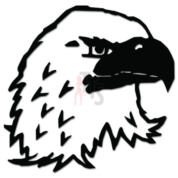 American Bald Eagle Decal Sticker