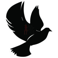 Dove Bird Peace Decal Sticker Style 7