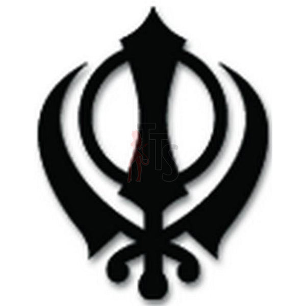 Sikhism Decal Sticker