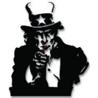 Uncle Sam USA Decal Sticker
