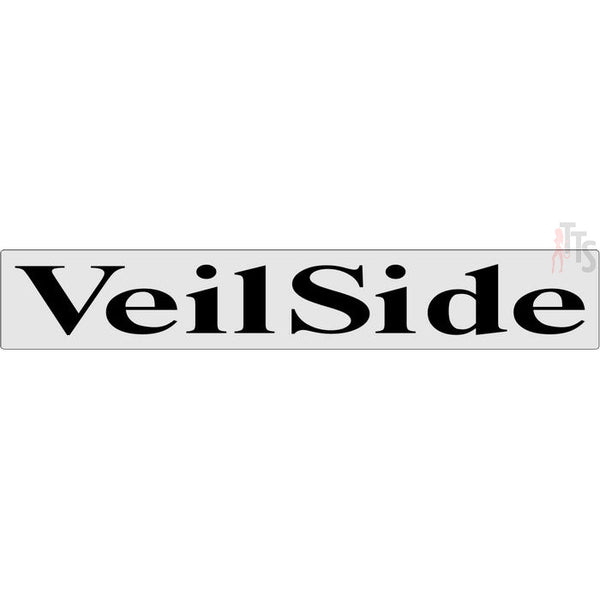Veilside Windshield Banner Decal Sticker