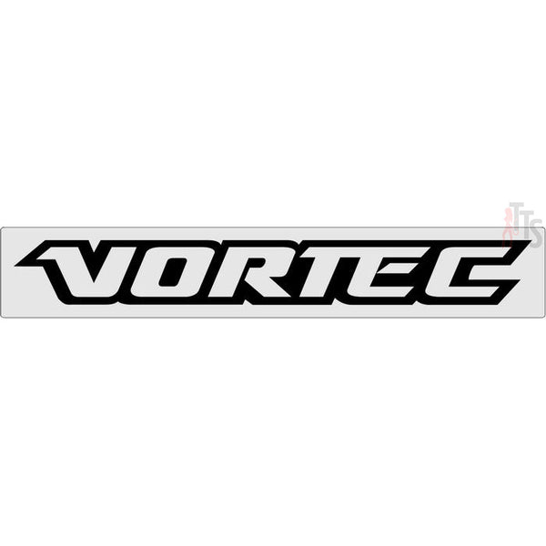Vortec Windshield Banner Decal Sticker