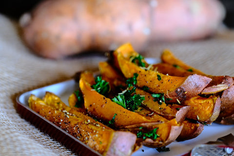 Sweet Potato to Your Daily Diet