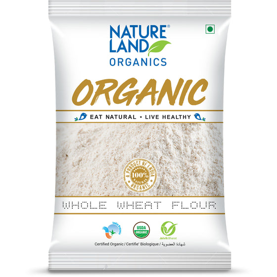 Whole Wheat Flour 750 Gm.