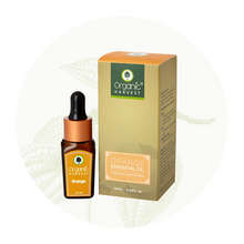 Organic Harvest Orange Essential Oil, 10ml.