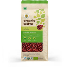 Organic Red Rajma (500g).