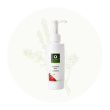 Organic Harvest Cleansing Milk, 100ml.