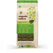 Organic Moong Whole (1kg).