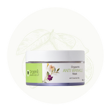 Organic Harvest Anti Wrinkle Mask, 50gm.