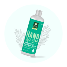 Hand Wash with Goodness of Alcohol and Tea Tree, 500 ml.